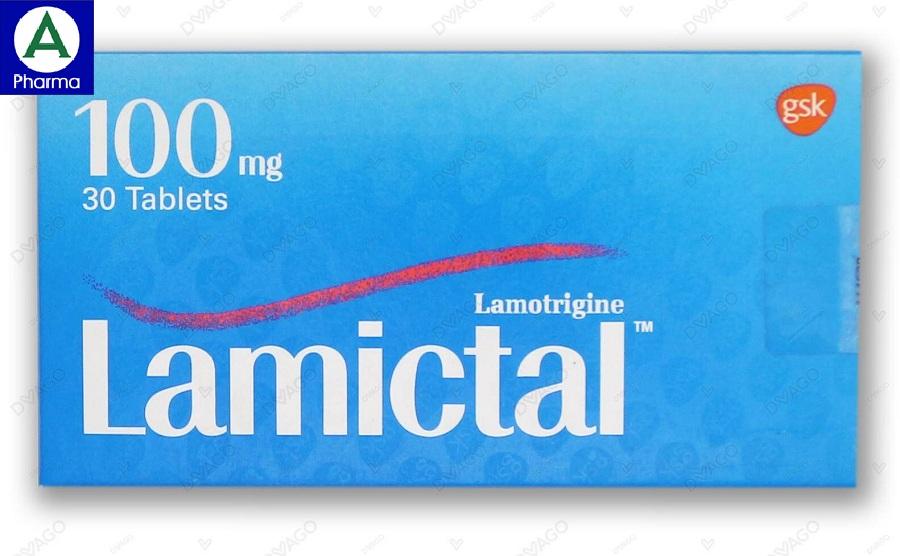 Thuốc Lamictal