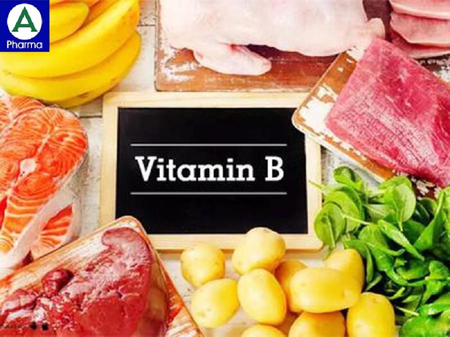 Vitamin nhóm B giúp tăng sức đè kháng của cơ thể để chống lại nấm.