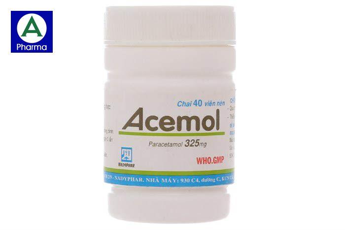 Acemol 325Mg