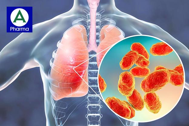 Thuốc Amoxicillin 250Mg Vdp điều trị viêm phổi