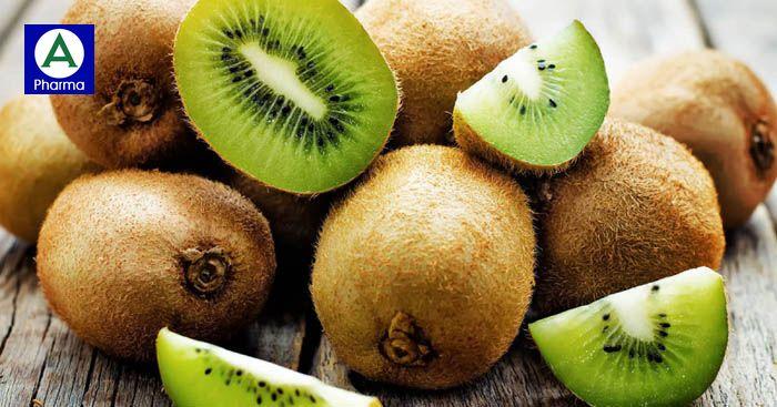 Quả Kiwi có chứa rất nhiều vitamin C