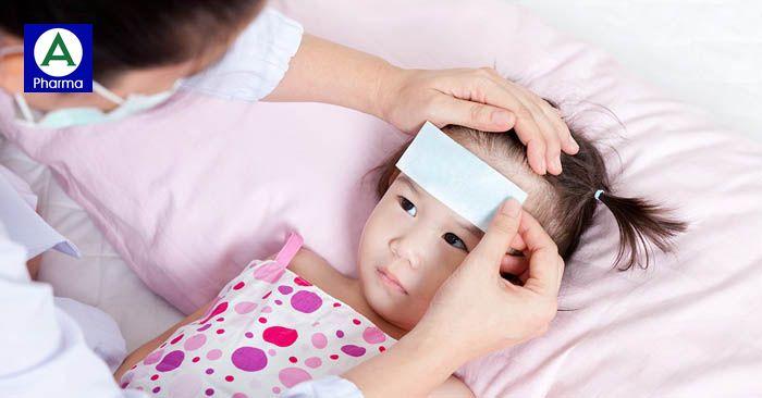 Khi trẻ từ 2 đến 5 tuổi bị nhiễm khuẩn hô hấp cần có chế độ chăm sóc đặc biệt