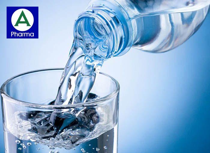 Nước giúp đào thải các chất độc ra khỏi cơ thể
