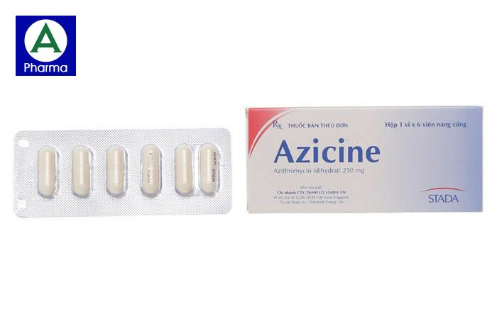 Azicine 250Mg Stada