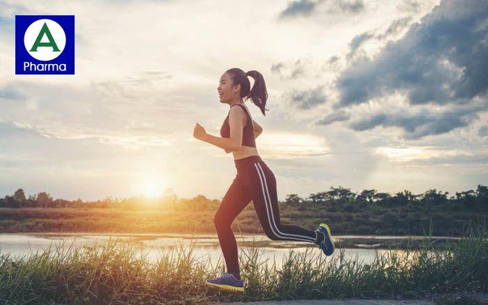 Chạy bộ là phương pháp vận động được nhiều người lựa chọn
