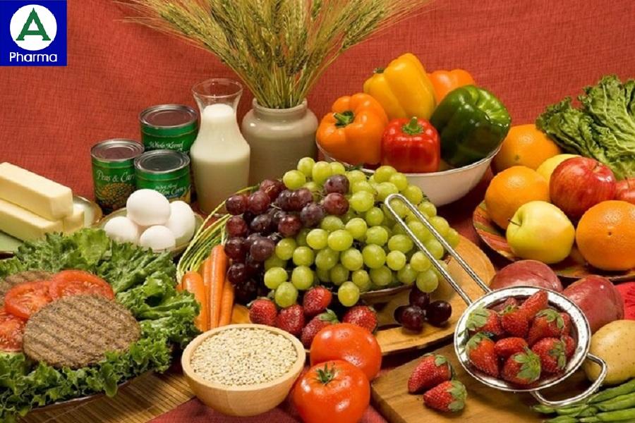 Thực phẩm chứa nhiều Vitamin nhóm B, C, E có lợi cho gan