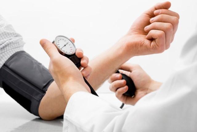 các bệnh nhân bị huyết áp cao