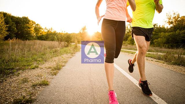 Chạy bộ là một trong những bài tập chịu lực hiệu quả cho xương khớp