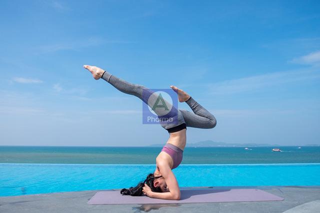 Yoga giúp duy trì mức độ lý tưởng của hệ tiêu hóa