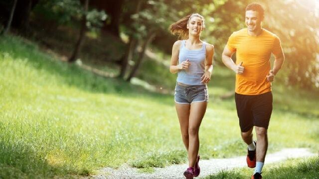 Chạy bộ là một môn thể thao tăng sức đề kháng cho mỗi chúng ta
