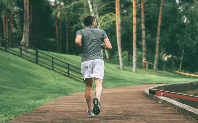 Chạy bước nhỏ
