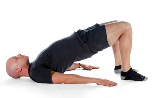 Bài tập pilates