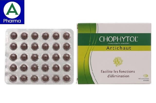 Chophytol 6X30 là thuốc gì?