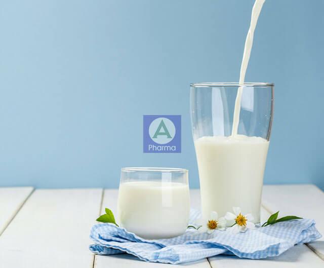 Sữa không đường giúp hạ đường huyết trong máu