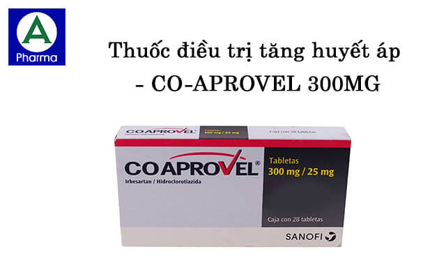 Co-Aprovel 300mg là thuốc gì?