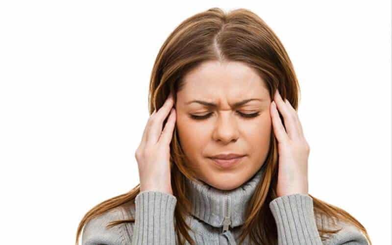 Giảm thiểu đau nửa đầu, đau cả đầu.