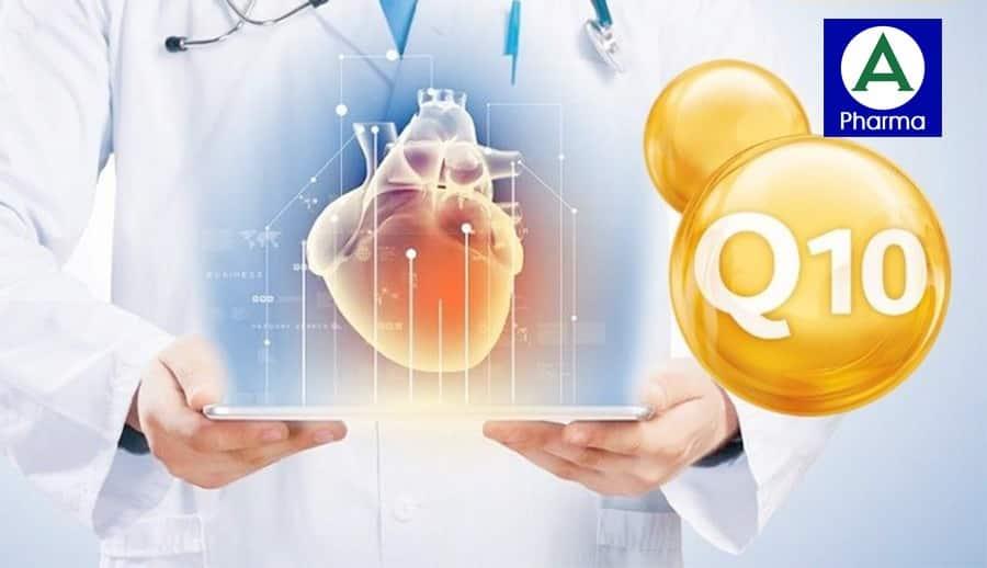 Bổ sung CoQ10 hỗ trợ ngăn ngừa và cải thiện hiệu quả các bệnh về tim mạch