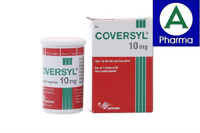 Coversyl 10Mg