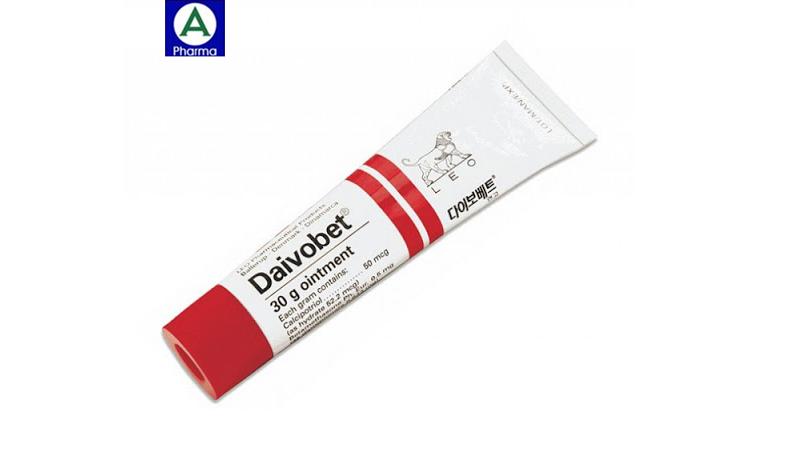 Daivobet 15 mg - leo laboratories - thuốc da liễu chữa các bệnh vẩy nến thông thường.