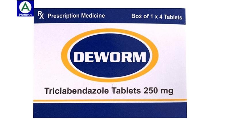 Deworm Atra 1X4 - Thuốc điều trị Sán ký sinh của Ấn Độ