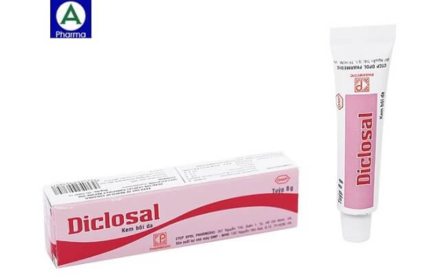 Diclosal cream – Thuốc điều trị tại chỗ đau nhức của Việt Nam