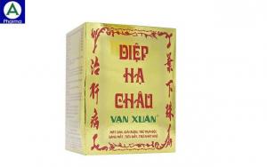 Diệp hạ châu Vạn Xuân - Giải độc hạ men gan của Việt Nam