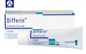 Differin 1% - Thuốc điều trị mụn của Pháp