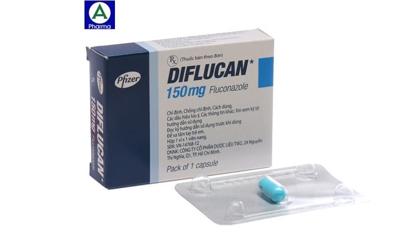 Diflucan 150mg – Thuốc điều trị nhiễm nấm thông thường của Pháp