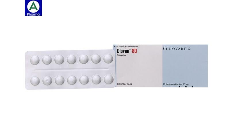 Diovan 80mg Novartis - Apharma