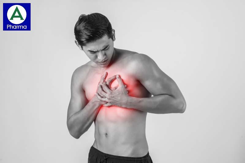 Doaspin 81mg điều trị nhồi máu cơ tim
