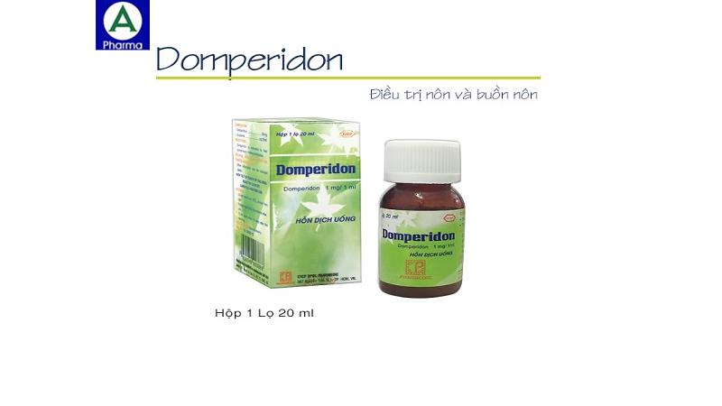 Domperidon 20ml Pharmadic - Apharma