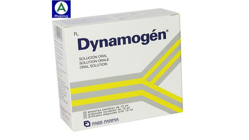 Dynamogen Faes farma - Thuốc cho trẻ suy dinh dưỡng, suy nhược cơ thể của Canada