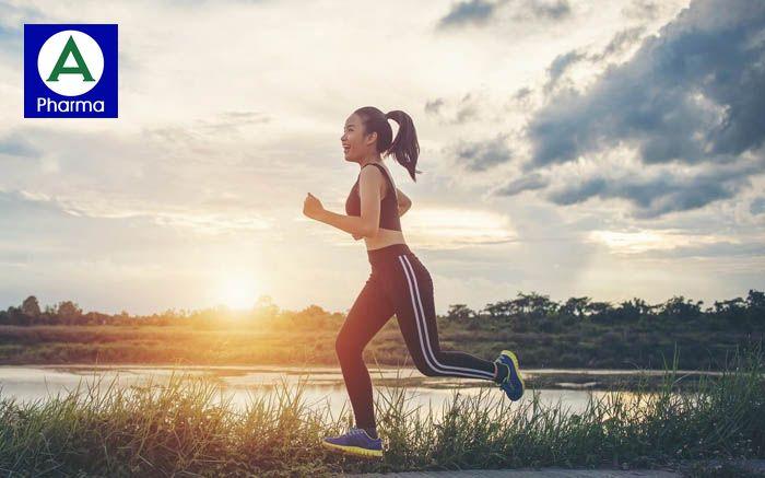 tập thể dục giúp hỗ trợ điều trị bệnh gout