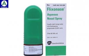 Flixonase - Thuốc điều trị viêm mũi dị ứng của Tây Ban Nha