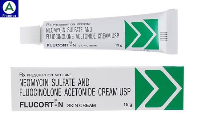 Flucort N – Thuốc điều trị nhiễm khuẩn da của Ấn Độ