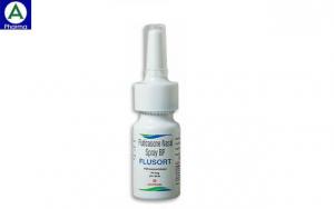 Flusort Glenmark – Thuốc xịt viêm mũi dị ứng của Ấn Độ
