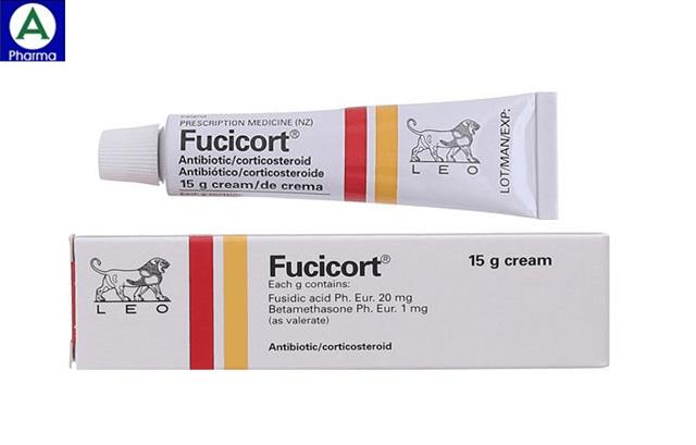 Fucicort – Thuốc bôi da điều trị nhiễm khuẩn tại chỗ của Ai Len
