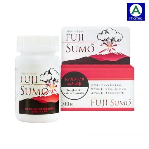 Viên uống Fuji Sumo hỗ trợ tăng cường sinh lý nam giới hiệu quả