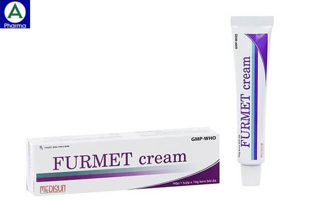Furmet cream – Thuốc điều trị da nhiễm khuẩn của Việt Nam