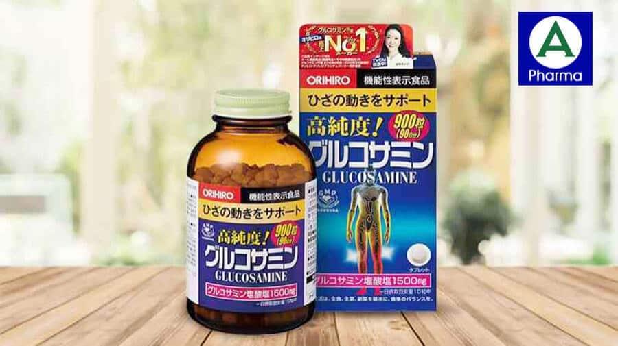 Glucosamine Orihiro - Viên bổ xương khớp Nhật Bản được các bác sĩ, dược sĩ khuyên dùng tại Việt Nam
