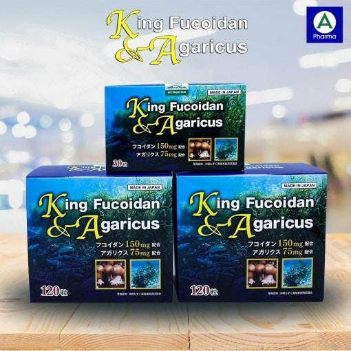 King Fucoidan & Agaricus Japan