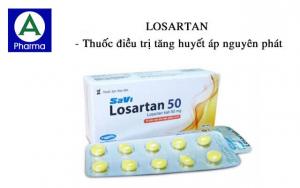 Losartan là thuốc gì?