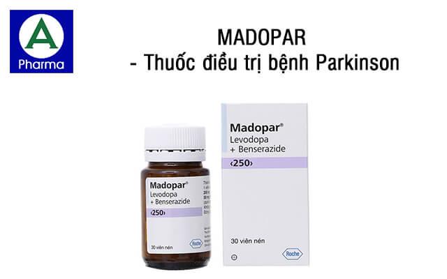 Madopar là thuốc gì?