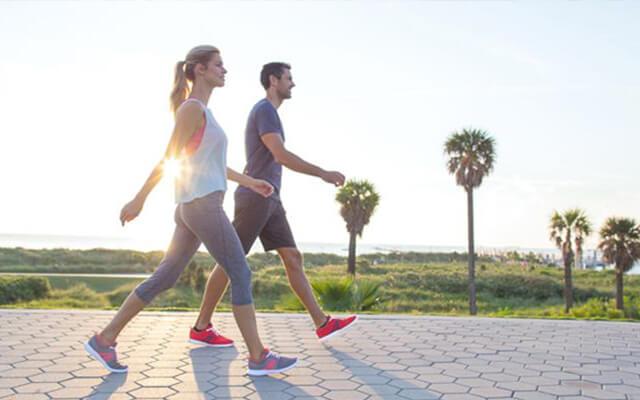 Đi bộ, chạy bộ