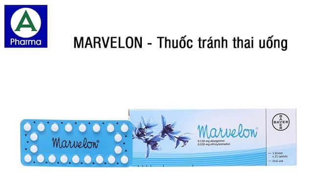 Marvelon là thuốc gì?