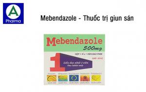 Mebendazole là thuốc gì?