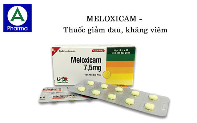 Meloxicam là thuốc gì?