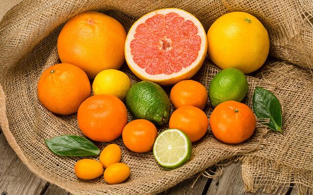 Trái cây họ cam, quýt