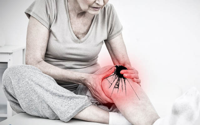 Bệnh đau nhức xương khớp ở người lớn tuổi