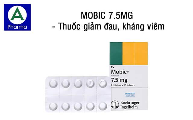 Mobic 7.5mg là thuốc gì?